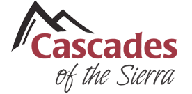 Cascades of the Sierra Logo